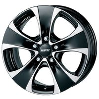 диски Alutec Dynamite 19/8.5 5x120 76.1 ET15 Diamond black front polished