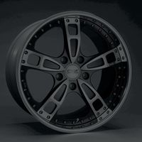 OZ Racing Turbo black
