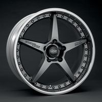 OZ Racing Crono III graphite